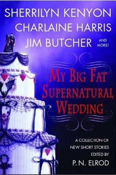 My Big Fat Supernatural Wedding 0739473697 Book Cover