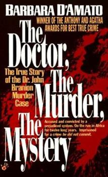 The Doctor, the Murder, the Mystery 0425156249 Book Cover
