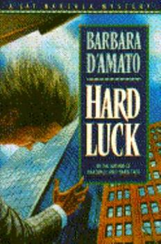 Hard Luck: A Cat Marsala Mystery 0373261241 Book Cover