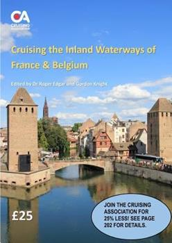 Paperback Cruising the Inland Waterways of France and Belgium Book