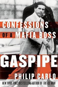 Hardcover Gaspipe : Confessions of a Mafia Boss Book