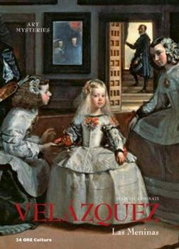 Hardcover Velazquez's Las Meninas: Art Mysteries Book