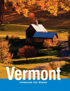 Vermont - Book  of the Celebrate the States