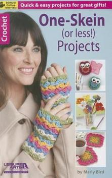 Paperback One Skein (or Less!) Projects Book