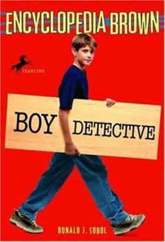 Paperback Encyclopedia Brown Boy Detective (Encyclopedia Brown #1) Book
