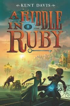 A Riddle in Ruby - Book #1 of the A Riddle in Ruby