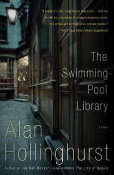 The Swimming-Pool Library 0140116109 Book Cover