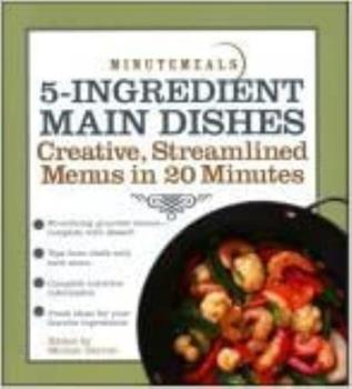 5-ingredient Main Dishes 0760777810 Book Cover