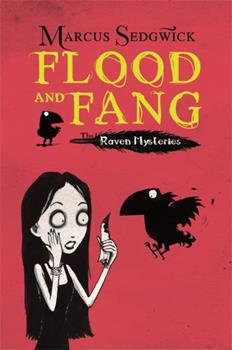 Paperback Flood and Fang (Raven Mysteries) Book