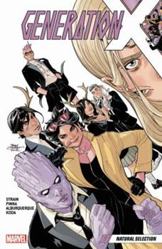 Generation X, Vol. 1: Natural Selection - Book  of the Generation X 2017 Single Issues