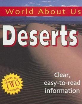 Deserts 1596041013 Book Cover