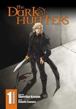 The Dark-Hunters Vol.1  (manga) - Book  of the Dark-Hunters YA