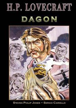 H.P. Lovecraft: Dagon - Book #7 of the Worlds Of H.P. Lovecraft