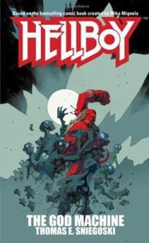 Hellboy: The God Machine - Book #5 of the Hellboy Novels