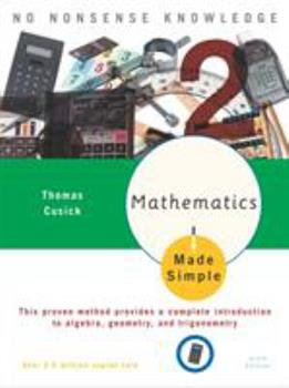Mathematics Made Simple: Sixth Edition (Made Simple) - Book  of the Made Simple