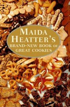 Maida Heatter's Brand-New Book of Great Cookies 0679438742 Book Cover