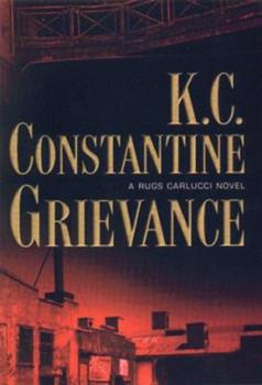 Grievance 044667849X Book Cover