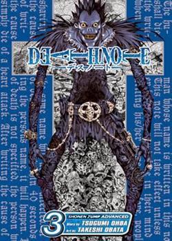 Death Note, Vol. 3: Hard Run - Book #3 of the Death Note