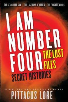 Secret Histories 0062223674 Book Cover