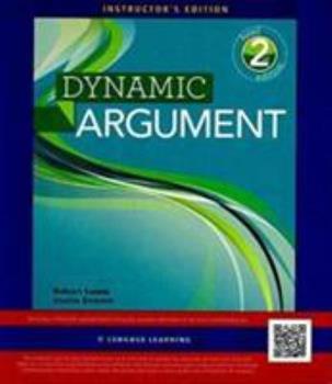 Paperback Ie Dynamic Argument Brief 2e Book