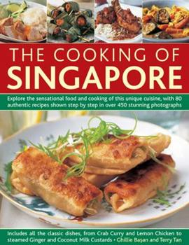 The Cooking of Singapore 0857233394 Book Cover