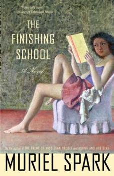 The Finishing School 014100598X Book Cover