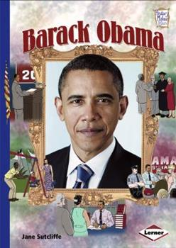 Barack Obama - Book  of the History Maker Biographies