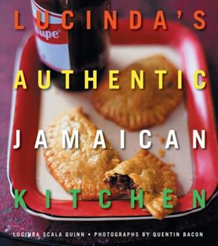 Lucinda's Authentic Jamaican Kitchen 0471749354 Book Cover