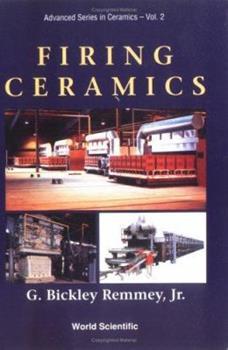 Paperback Firing Ceramics Book