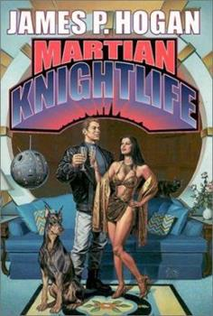 Martian Knightlife 0671318446 Book Cover