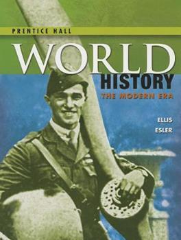World History: The Modern Era 0131299778 Book Cover