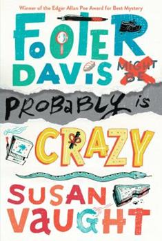 Footer Davis Probably Is Crazy 1481422774 Book Cover