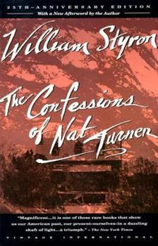 The Confessions of Nat Turner 0679736638 Book Cover