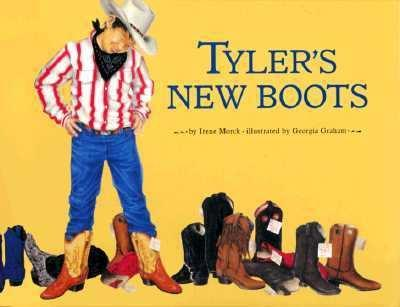 Tyler's New Boots 0811821439 Book Cover