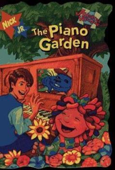 Board book The Piano Garden (Allegra's Window) Book