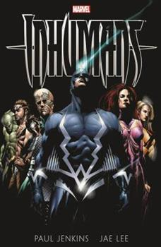 The Inhumans - Book #5 of the Inhumans in Chronological Order