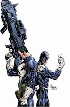 Punisher Vs. Bullseye - Book  of the Punisher