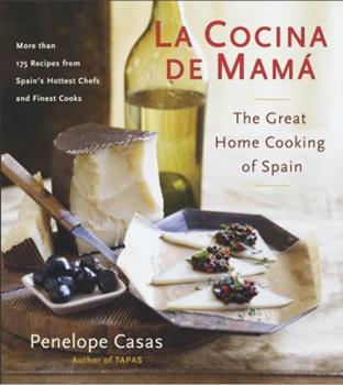 La Cocina de Mama: The Great Home Cooking of Spain 0767912225 Book Cover