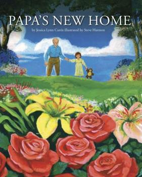 Hardcover Papa's New Home Book