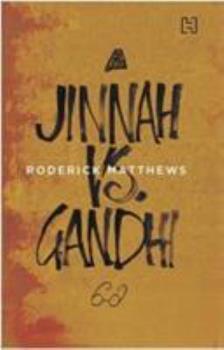 Hardcover Jinnah vs. Gandhi Book