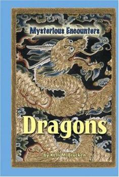 Library Binding Dragons (Mysterious Encounters) Book