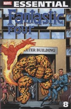 Essential Fantastic Four, Vol. 8 - Book  of the Essential Marvel