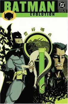 Batman: Evolution (New Gotham 1) - Book #115 of the Modern Batman