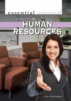 Careers in Human Resources 1477717919 Book Cover