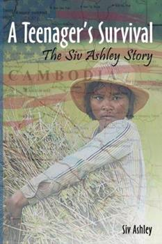 Paperback A Teenager's Survival the Siv Ashley Story Book