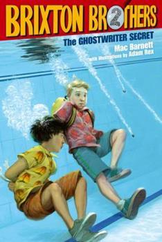 The Ghostwriter Secret 1416978186 Book Cover