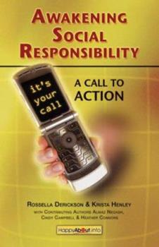 Awakening Social Responsibility: A Call to Action Guidebook for Global Citizens, Corporate and Nonprofit Organizations 1600050654 Book Cover