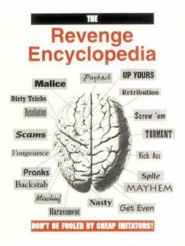 Paperback The Revenge Encyclopedia Book