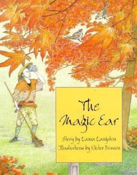 The Magic Ear 1551430355 Book Cover