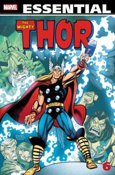Essential Thor, Vol. 6 - Book  of the Essential Marvel